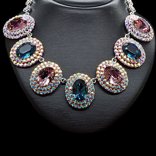 """Necklace """"Empress"""" with crystals from Swarovski™"""