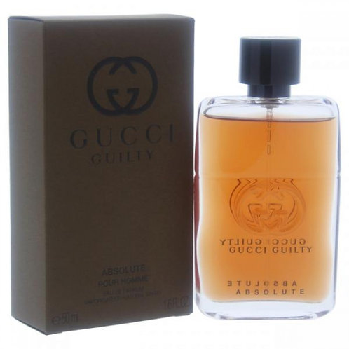 Gucci Gucci Guilty Absolute Cologne (M) EDP 1.6 oz