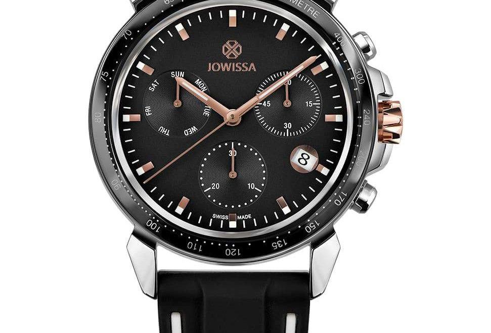 LeWy 9 Swiss Men's Watch J7.104.L