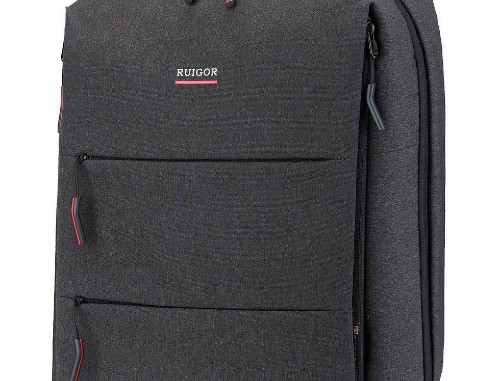 RUIGOR CITY 37 Laptop Backpack Dark Grey