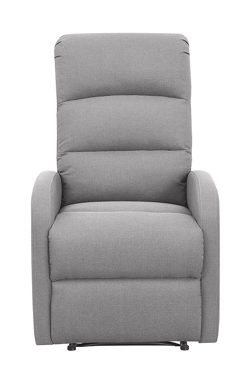 Relaxing Dawn Gray Recliner Chair