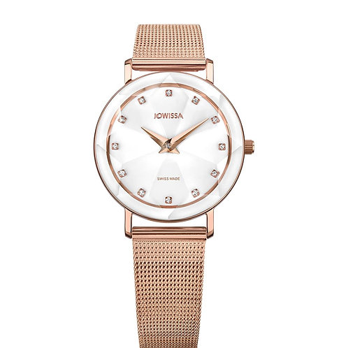 Jowissa Facet Swiss Ladies Watch J5.610.M