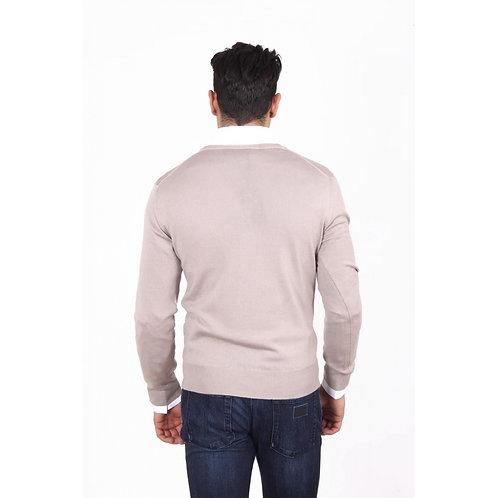 Italia V neck Sweatshirt