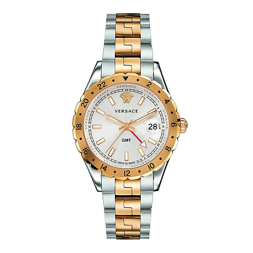 Versace Hellenyium GMT Mens Watch