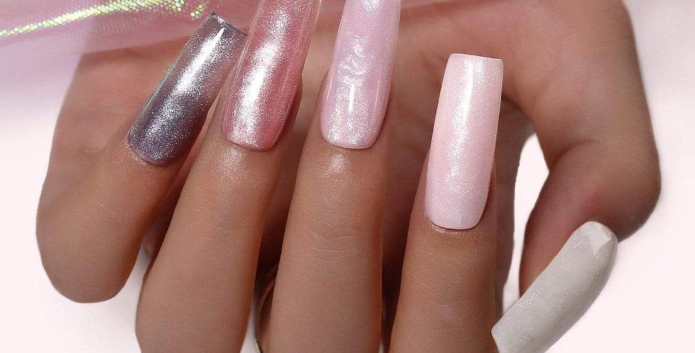 Eberouge 12 Color Nail Extension Gel Kit