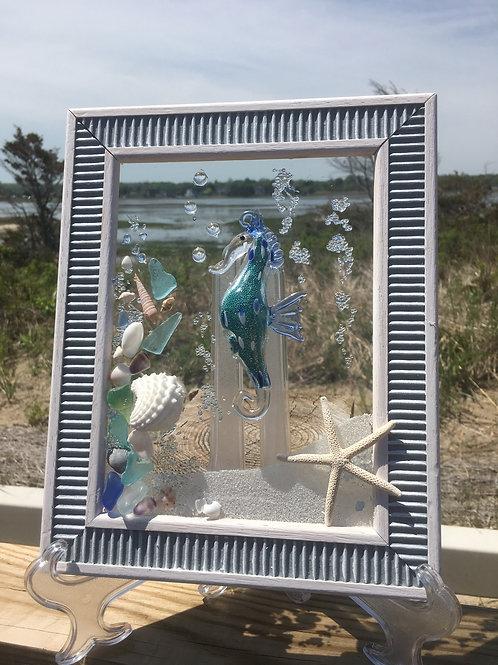 Suncatching Seahorse