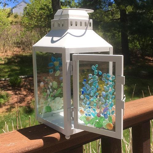 Flower Garden Lantern