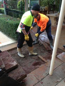 Concrete Removals