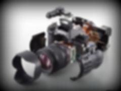 assistência técnica em equipamento fotográfico
