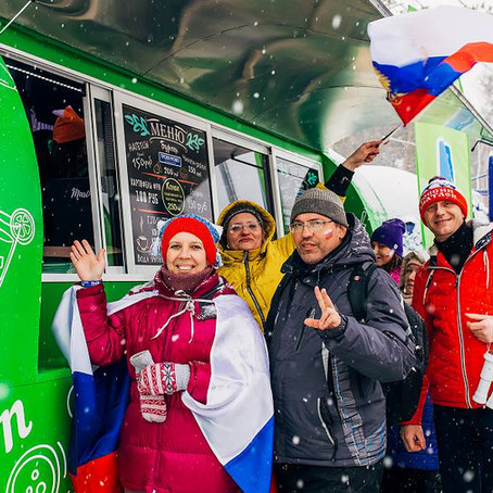 Бренд «Троекурово» на «Кубке Мира по Биатлону»