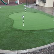 Искусственная-трава-для-Гольфа-12мм-и-Де