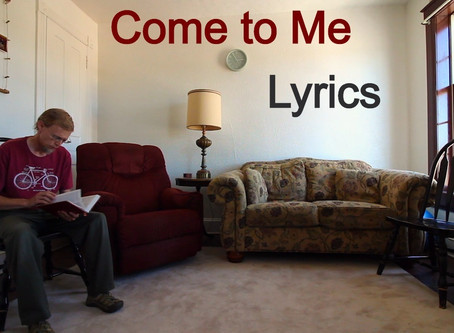 Come to Me: Lyrics