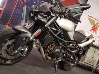 Nové prototypy na výstavě ve Veroně!