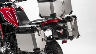 Sada hliníkových kufrů pro motocykl Moto Morini X-Cape 650