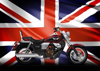 UM Motocykly se začínají prodávat ve Velké Británii!