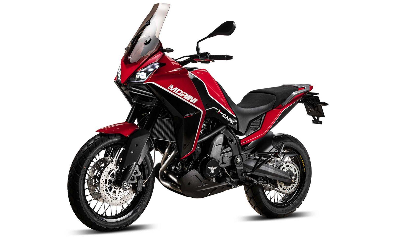 Moto Morini CZ | X-CAPE