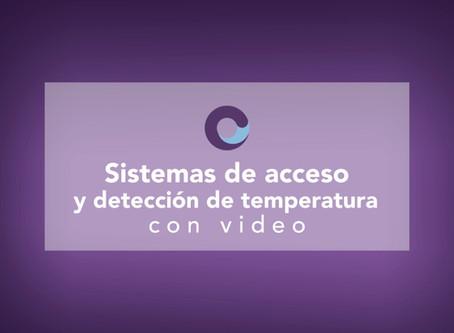 Control de Acceso con Medición de Temperatura