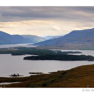 Ecosse Loch Maree