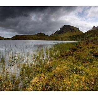 Ecosse Ile de Skye. Les Quiraing