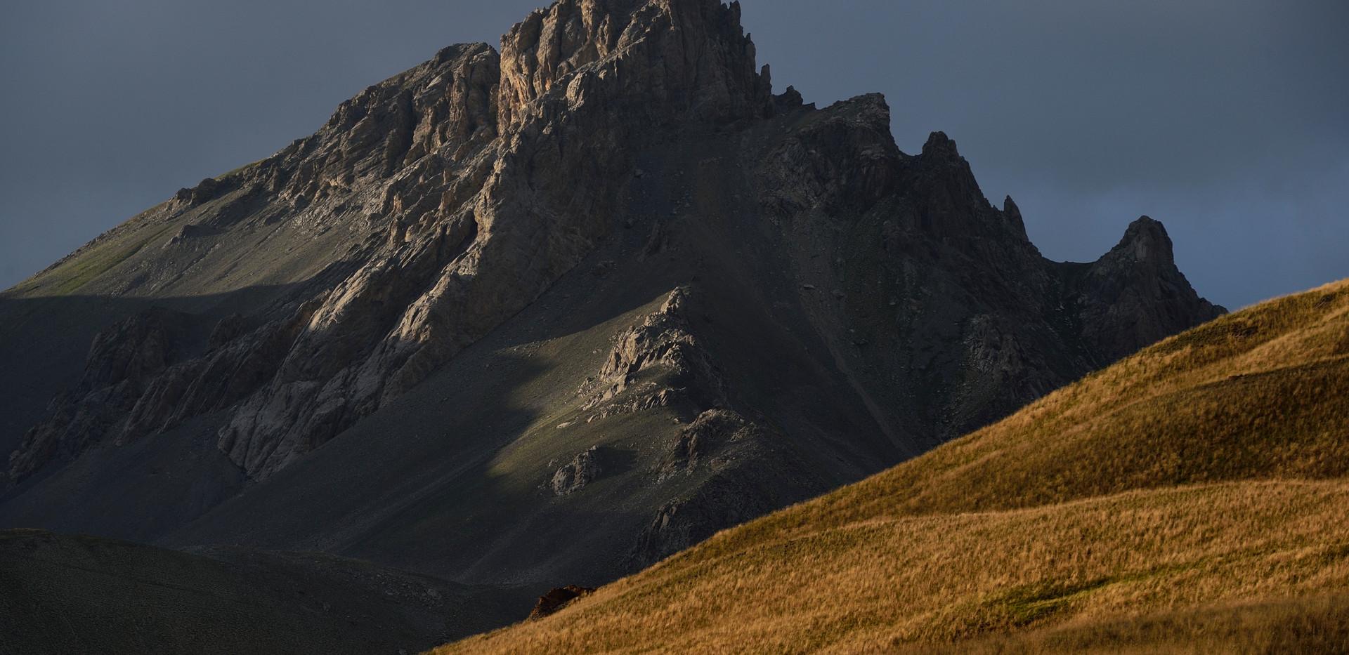 Sommets vallée de Larche