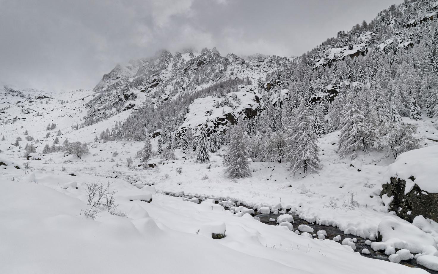 Vallée de la Gordolasque