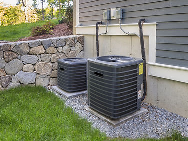 heat pump and air conditioning systems