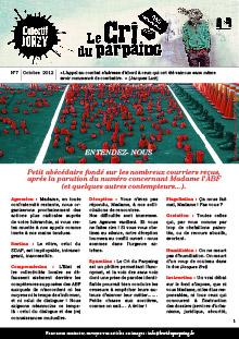 n°7 / Octobre 2012