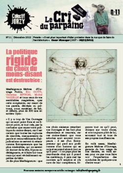 n°11 / Novembre 2012
