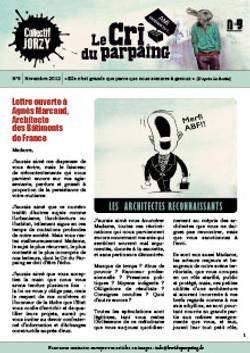 n°9 / Novembre 2012
