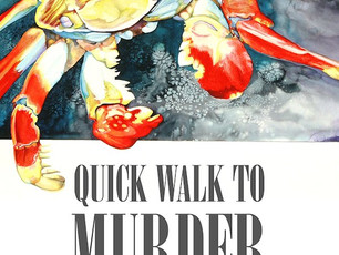 The Book Breeze PR for Quick Walk to Murder