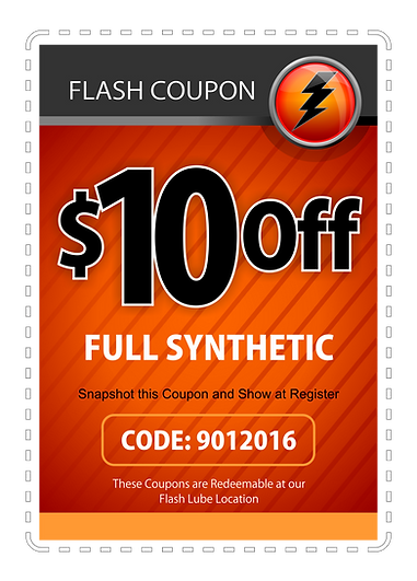 FLASH COUPON