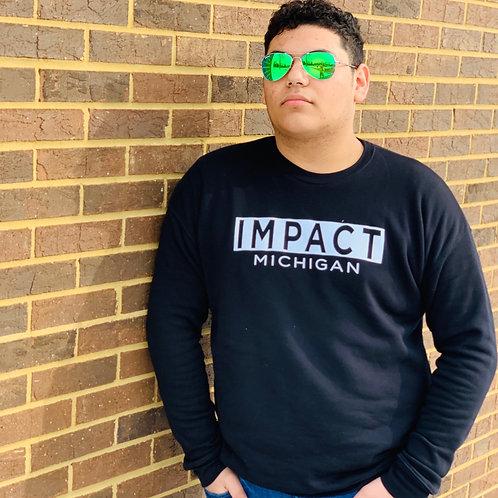 Impact Crew Sweater (Block)