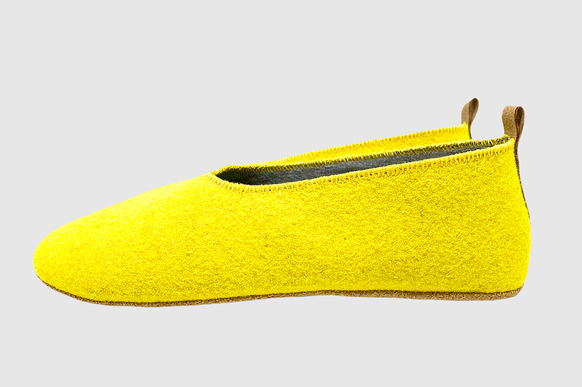 TOOT KIDS | Canary Yellow