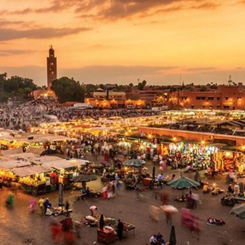 מרוקו המופלאה – מרקש והרי האטלס