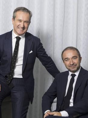 Guillaume Savard et Stéphane Bund créent Upside Partners