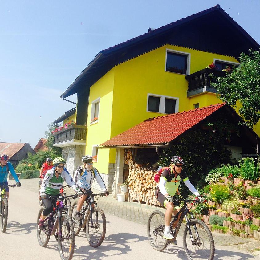 חופשת אופניים בסלובניה הירוקה במלון ספורט מקסים