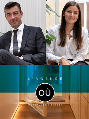 Upside Partners renforce ses effectifs et lance son agence Workplace & Design