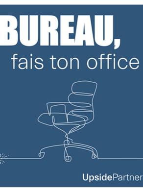 Saison 1 - Bureau, fais ton office !