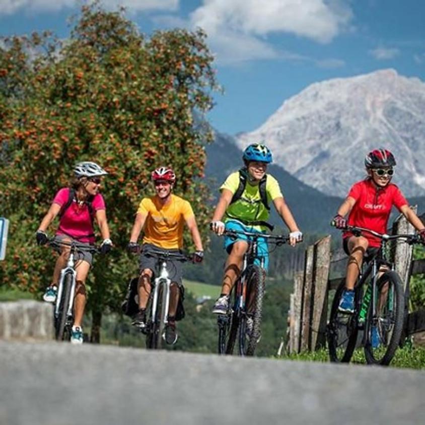 """חבילות אופניים באוסטריה חוה""""מ סוכות  20-27.9"""