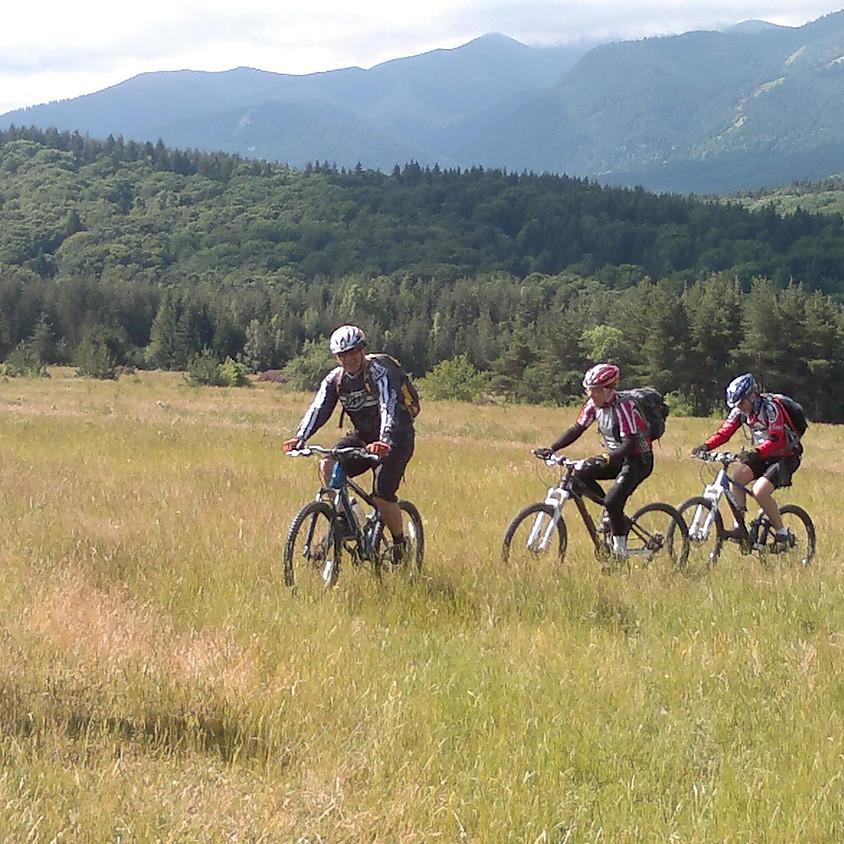 חופשת אופניי שטח בבולגריה הרי הרילה ו-7 האגמים