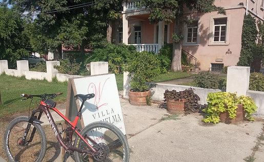 חדר בריחה בטבע באופניים: בעקבות הטמפלרים בוילהלמה