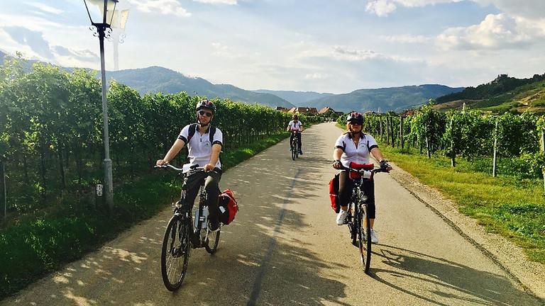 חופשות אופניים בדנובה וטירול באוסטריה בחגי תשרי ובסוכות