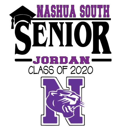 Nashua High School Garden Flag