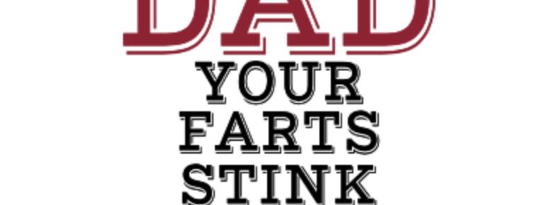 Dad Farts Mug