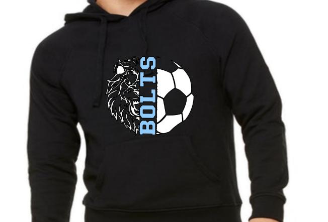 Youth Unisex 8 oz. NuBlend® Fleece Pullover Hood