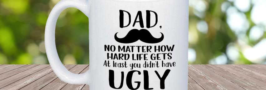 Ugly Children Mug