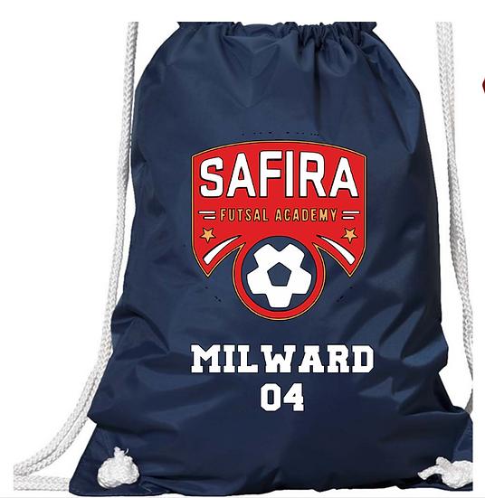 Safira Large Drawstring Backpack