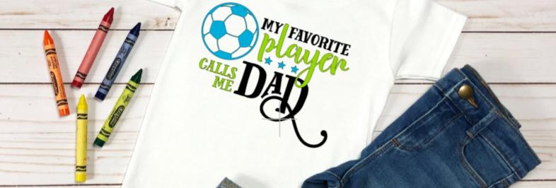My favorite player calls me dad