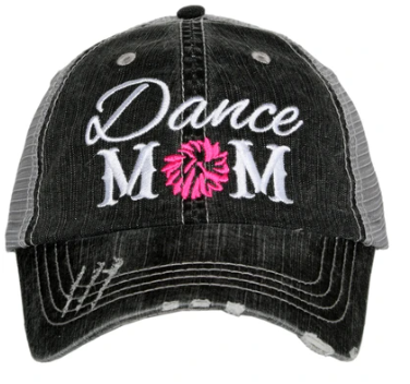 Dance mom trucker hat