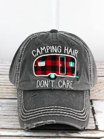 Camping hair Hat